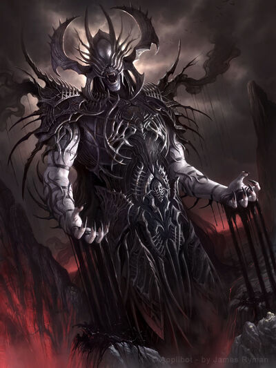 Tumblr static dark god