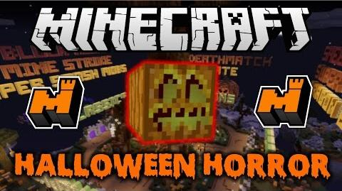 DEFEAT OF THE PUMPKIN KING - Halloween Horror -Mineplex Event Game 2014-