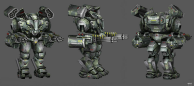 FEZ Soldier Phase 4