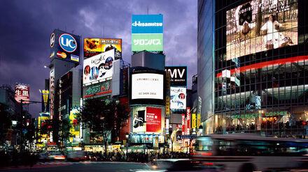 도쿄 1월 날씨
