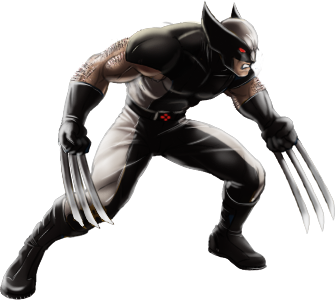 Wolverine-Uncanny X-Force (High Res)