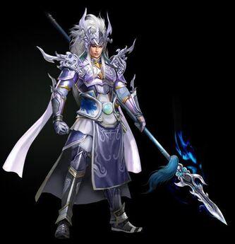 General zhaoyun by carolgames-d8m14aa