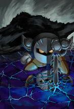 Saber (Meta Knight Alter)