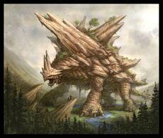 Rock dragon by vegasmike d19107a-pre