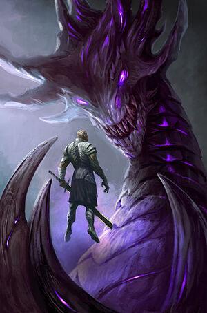 Dragon omega