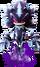 Mephiles the Dark (Mobius-6613)