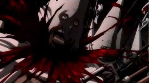 Hellsing Ultimate OVA 8 - Alucard's Level Release