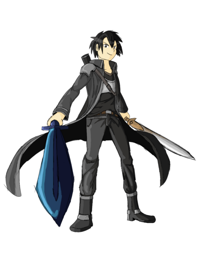 Kirito (SAO:TTRPG)   FC/OC VS Battles Wiki   FANDOM powered