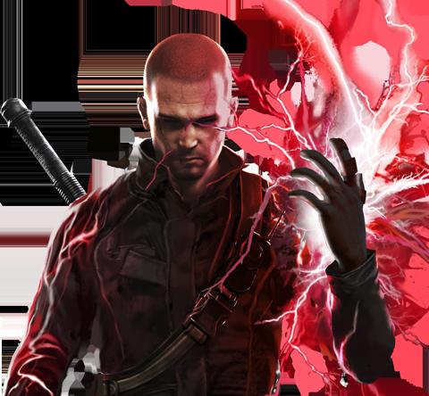 Evil Cole Macgrath Infamous Extended Universe Fc Oc Vs