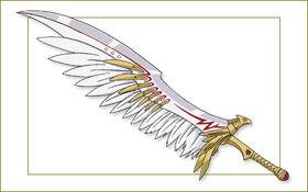 Archangel sword