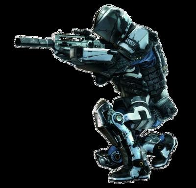 FEZ Soldier Phase 1