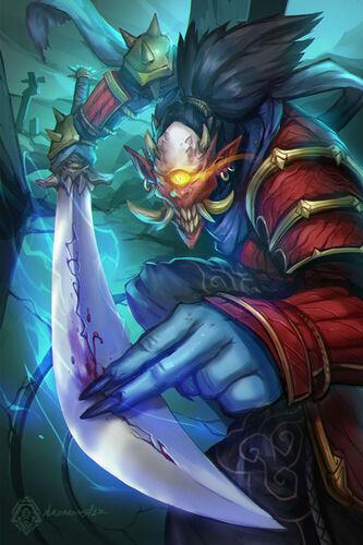 Demon Lord Asu