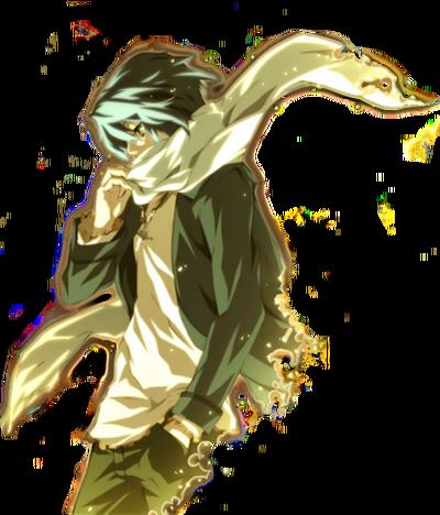 Ren Fuji render by HIT IT