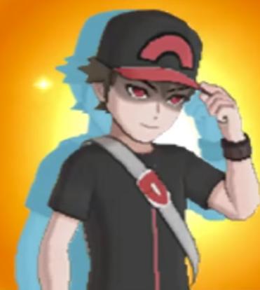 Pokemon Ultra Sun and Ultra Moon Champion Ash Vs Dark Red Ash Vs Red - YouTube