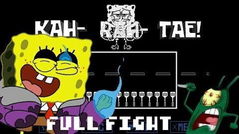 -Spongeswap- Genocide Spongebob Fight(Animation)