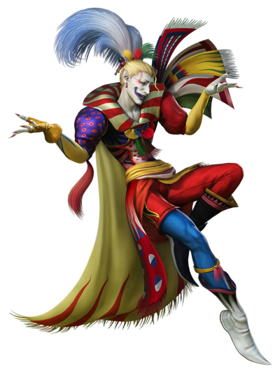 Clown of Chaos