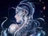 Xalia, Serenity Dragon (God Genesis)