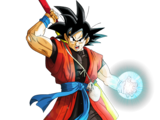 Xeno Goku (Dragon Ball Genesis)