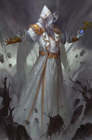 Magnus God