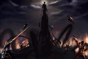 Avenger (Lord Vile)