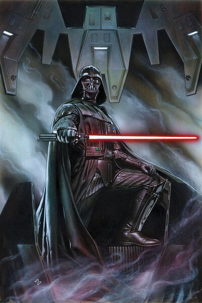 Star wars vader granov cov