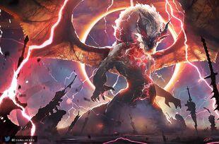 Great Dragon Form