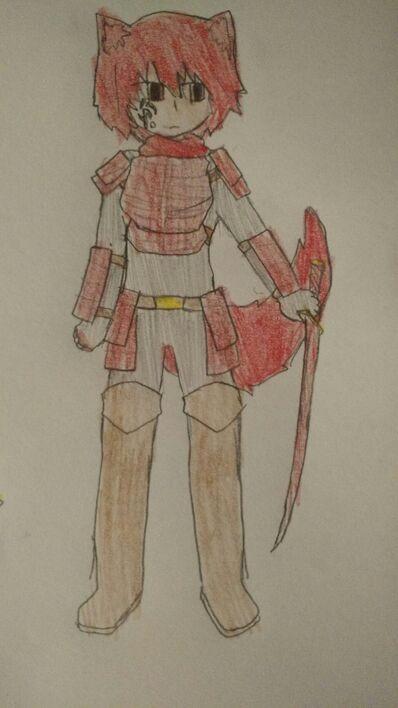 Red Fox Zephyr