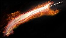 Astral Blaze Sowrd