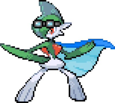 Leaf the Gallade