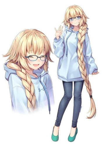 Casual jeanne