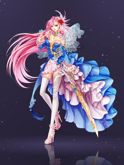 Sky Goddess Form