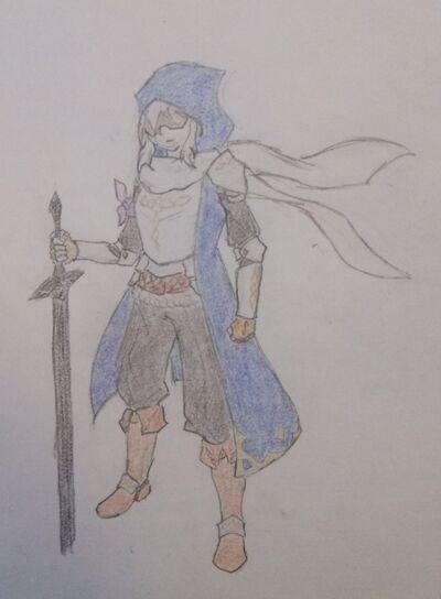 Azure Sketch Color