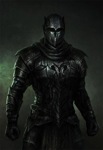 Black Knight Armor