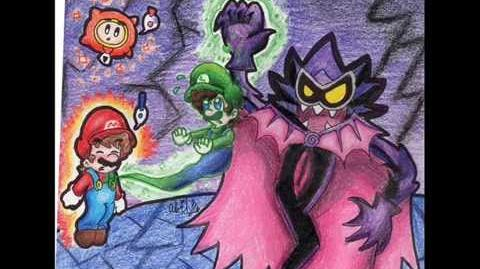 The Final Antasma Battle~Mario & Luigi Dream Team