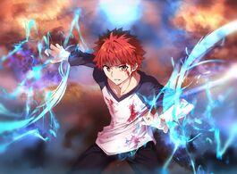 Shirou Emiya (FC/OC Holy Grail War)