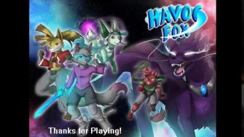 Havoc Fox - VS Lyle