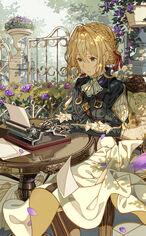 Caster (Violet Evergarden)