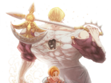 Escanor (Golden Dragon Fist)