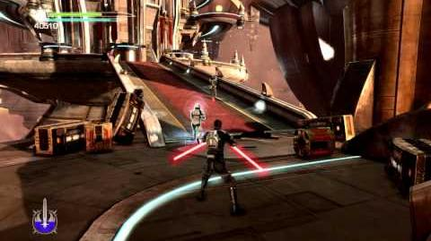 Star Wars - The Force Unleashed 2 Multiple Mind Trick