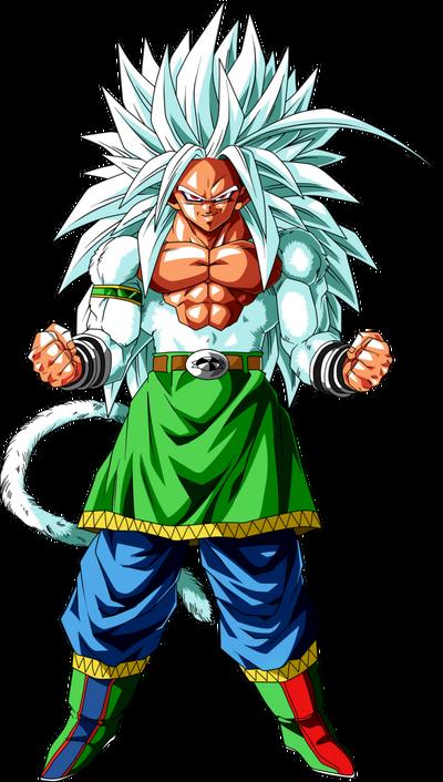 Perfect Super Saiyan God