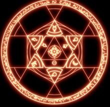 Circle-of-magic
