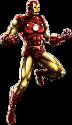 Iron Man-Mk V Armor-iOS