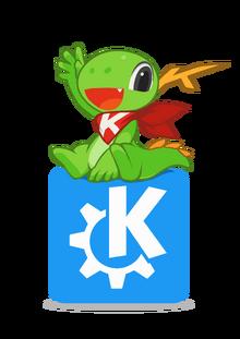 Mascot konqi-dev-kde