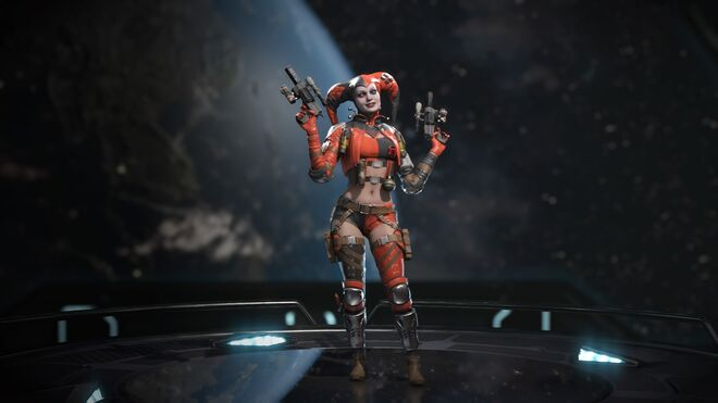 Harley Quinn (Knight of Justice)