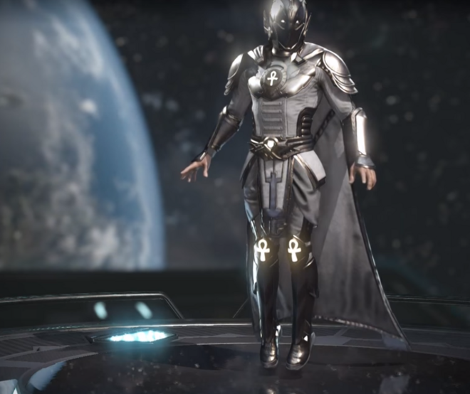 Doctor Fate (God of Order)