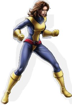 Kitty Pryde-Classic X-Men-iOS
