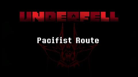 Underfell Asgore Fight (Pacifist)