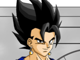 Vegito (Dragon Ball Multiverse)