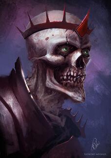 Hades face