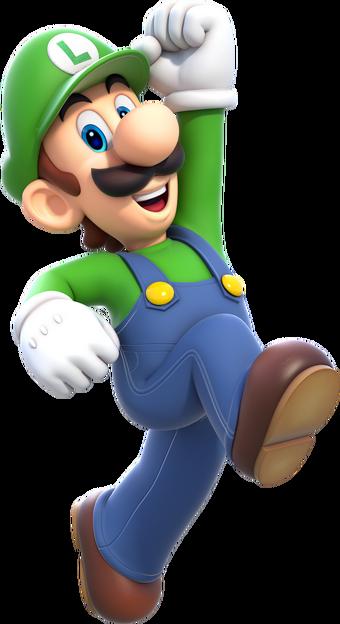Luigi Character Battlefield Wiki Fandom